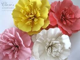 How To Make A Beautiful Flower With Paper How To Make 20 Different Paper Flowers Flowers Tutorials Paper