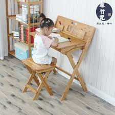 remember to find bamboo wood desk for children to learn tables portable portable small table small