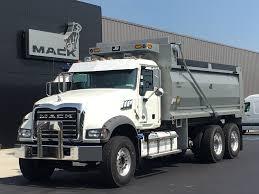 2018 volvo dump truck. interesting dump new 2018 mack gu713 dump truck 6097 with volvo dump truck