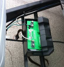 edward plumer solar panels on jayco travel trailer rv battery ground wire? at Rv Battery Wiring Color