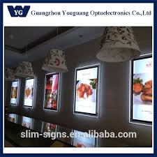 Led Light Box Display Stand Acrylic Light Box Display Stand StyleFree Standing Crystal Led 45
