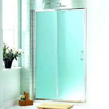 opaque glass shower doors sliding door design with frosted and bathroom vanity spray paint exterior