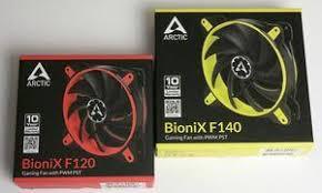 Тест и обзор: <b>Arctic</b> BioniX F120 и BioniX F140 – два ...