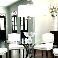 chandelier above dining table chandelier height