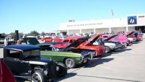 Goodguys Twenty-Seventh Lone Star Nationals 2019, a Boat Auto Camping…