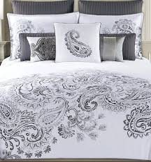 duvet covers king size sets blue within paisley cover inspirations 12