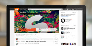 soundcloud image size soundcloud things are looking better on the web