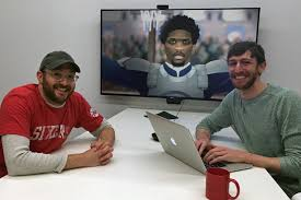 Meet the Sixers fans behind the popular web series 'Game of Zones' |  PhillyVoice