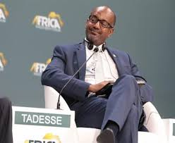 In Conversation Admassu Tadesse President Ceo Trade