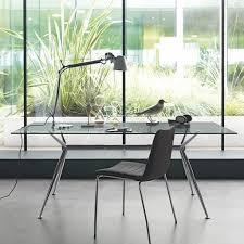 Furniture: Magnetic Wood Desk - Modern Desk Design
