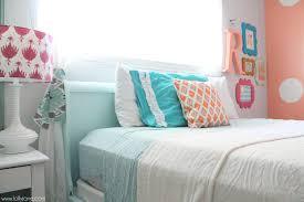 Coral Tween Girl Bedroom Decorating Rooms Tween Girls Childrens Girl Bedroom  Decor Decorate A Color Ideas ...