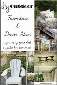 Wonderful Diy Patio Decorating Ideas Fabulous In Inspiration