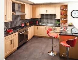 Beautiful Tiles For Kitchen Red Glass Tile Backsplash Pictures Mosaic Tiles Birch In Red