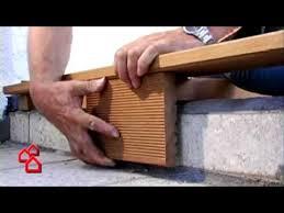 Dielenboden aus eiche als xxl schlossdiele, landhausdiele oder parkett. Holzterrasse Verlegen So Geht S Richtig Bauhaus Youtube
