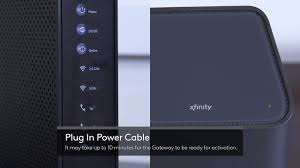 What Is Us Ds Light On Xfinity Modem How To Activate Your Xfinity Internet Service Xfinity