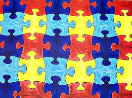 Autism Painting by Brandy Barnum