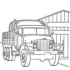 military vehicles coloring pages images source coloring kids net