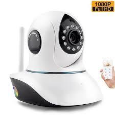Home Security 1080P HD 2.0MP IP Camera Wireless Smart WI-FI Audio CCTV