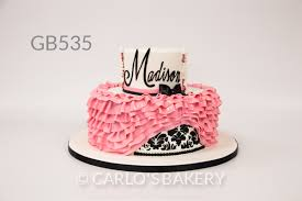 Carlos Bakery New Cakes For The Girls