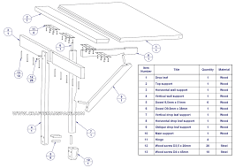 wall mounted drop leaf folding table plan for drop leaf folding table