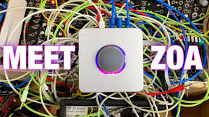 Meet ZOA // a new <b>3D soft silicone</b> controller for your synths ...