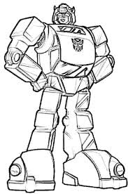 Small Picture Transformer Robot In Disguise Bumblebee Coloring Pages Coloring