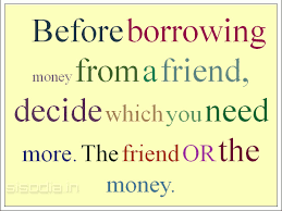 Quotes About Money And Friendship 40 Quotes Cool Money And Friends Quotes