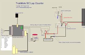 slot car track wiring diagram slot image wiring trackmate lap timing infrared home racing world the slot car on slot car track wiring diagram