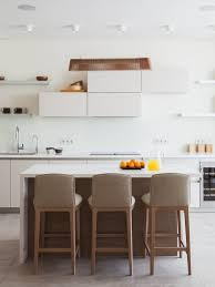 japanese minimalist furniture. The Kitchen Is Minimalist White, Surfaces Are Clean And Sleek, Just Like In Japanese Furniture P