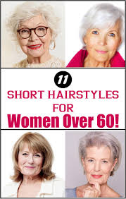 Hair Style For Women Over 60 hairstyles for 60 year old woman with glasses short haircuts for 6816 by wearticles.com