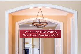 what can i do with a non load bearing wall