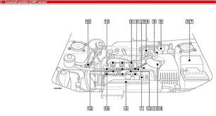 kia crdi engine diagram questions answers pictures fixya where is the camshaft sensor on a 04 kia sedona 3 5l engine