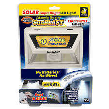 Atomic Security Light Atomic Beam Sunblast Solar Led Light Walgreens