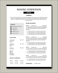 The major difference between the two is that a cv is much more detailed than a sample resume as it is made to point out to anyone who reads it is perfect for the position they're applying for. Free Cv Examples Templates Creative Downloadable Fully Editable Resume Cvs Resume Jobs