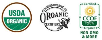 Trending Tastes What S In A Logo Organic Non Gmo And