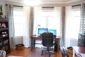 Office Curtains Curtains For Home Office In The Living