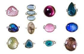 beloved local jewelry designer jamie joseph will be bringing her striking colorful jewels to twist in downtown seattle pacific place mall