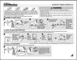 liftmaster garage door opener manual.  Liftmaster Liftmaster Garage Door Openers Troubleshooting Liftmasterchamberlain For Opener Manual G