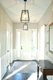 hallway pendant light best foyer lighting ideas on marvelous star with a small