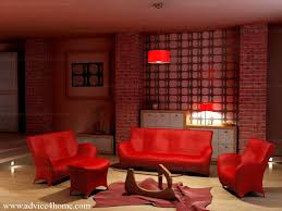 Red Living Room Chairs Red Living Room Furniture Living Room Design Ideas