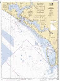St Joseph Sound Tide Chart St Joseph And St Andrew Bays Marine Chart Us11389_p166