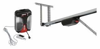 this shortens the installation length of the opener by 10 making it ideal for backroom issues i e beams or hvac ducts