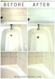 cleaning bath tub jets best