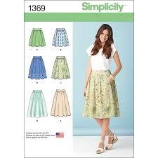 Simplicity Skirt Patterns