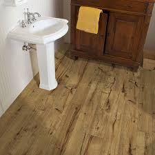 style selections 5 43 in w x 3 976 ft l antique hickory handsed laminate wood planks at lowes