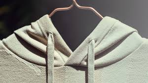 The <b>Adidas by Stella McCartney</b> hoodie is made from old clothes