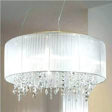 majestic looking glass shades for chandelier round lamp shade white