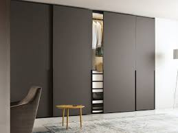 contemporary style glass wardrobe with sliding doors ghost wardrobe with sliding doors by jesse