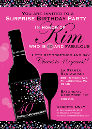 free 40th birthday invitations templates 8 40th birthday invitations ideas and themes sle