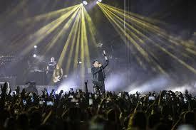 Robe is <b>Non</b> Stop Live with <b>Vasco Rossi</b> | ROBE lighting